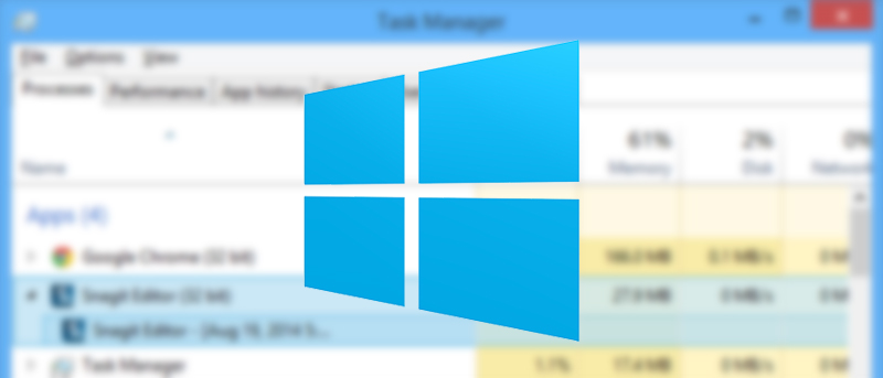 Put the New Task Manager to Good Use in Windows 8