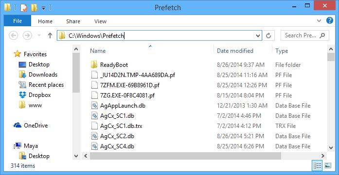 how to clean up program data folder