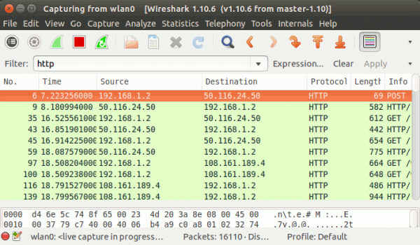 wireshark-http