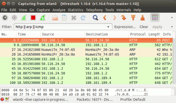wireshark-multiple-protocols