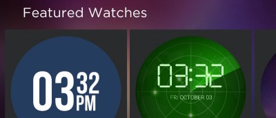 AndroidWearWatchFaces-Banner