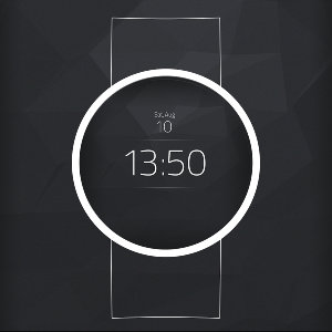 AndroidWearWatchFaces-Pure