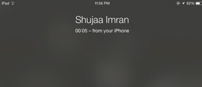 How To Use Your iPad To Place/Receive Calls (via iPhone)
