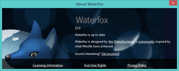 FFV-Waterfox-About