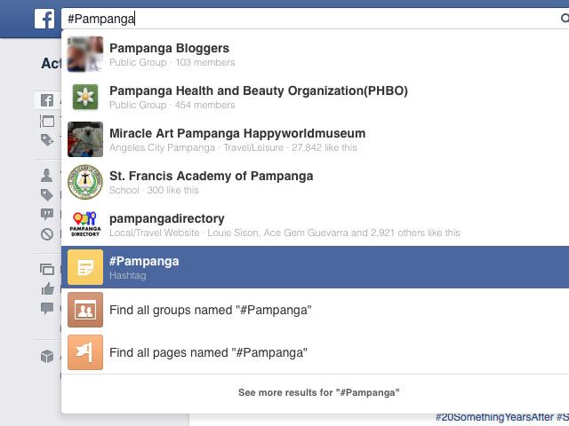 Facebooktips-hashtag