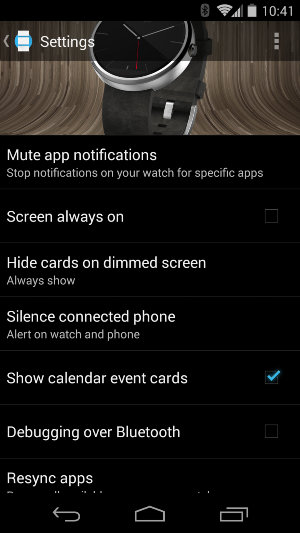 HowToUseAndroidWear-Android-Wear-App-Settings