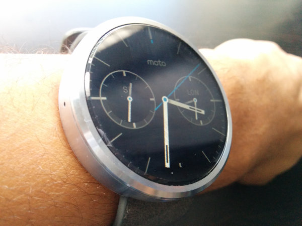 NavigateAndroidWear-Watch-Face