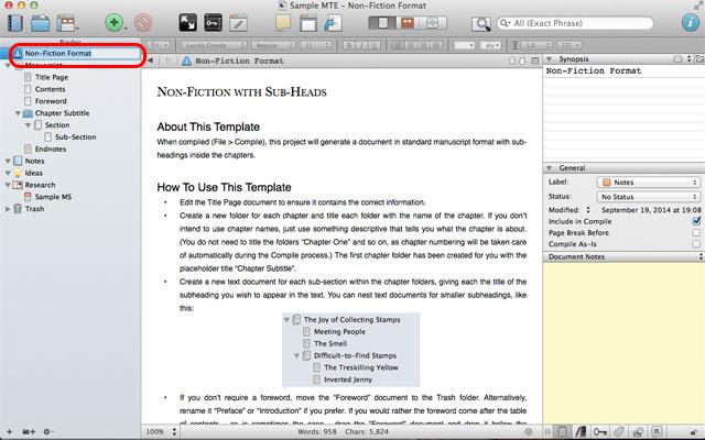 Scrivener-titlebook