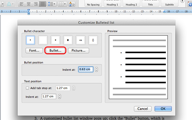 how to put a checkbox in microsoft word 2013
