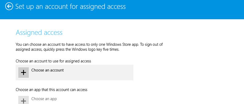 How To Enable Kiosk Mode in Windows 8 - Make Tech Easier