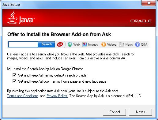 avoid-junkware-ask-toolbar-in-java