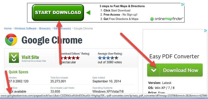 avoid-junkware-fake-download-banners