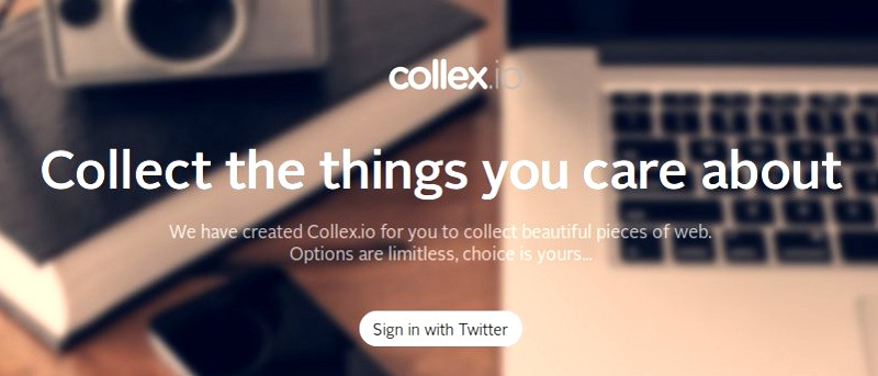 Two Web Apps for Content Collection and Sharing