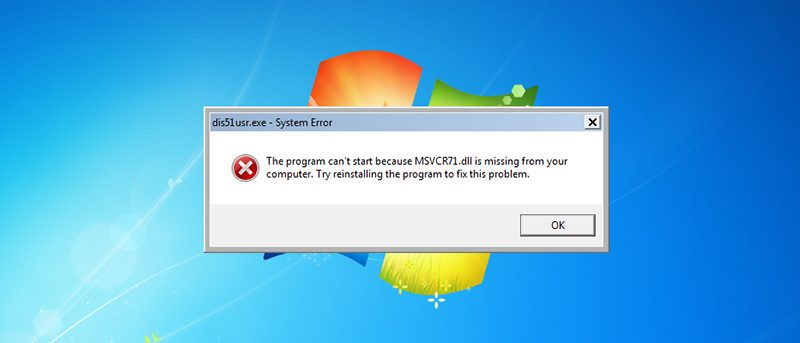Why You Shouldn't Download Missing  dll Files from External Websites