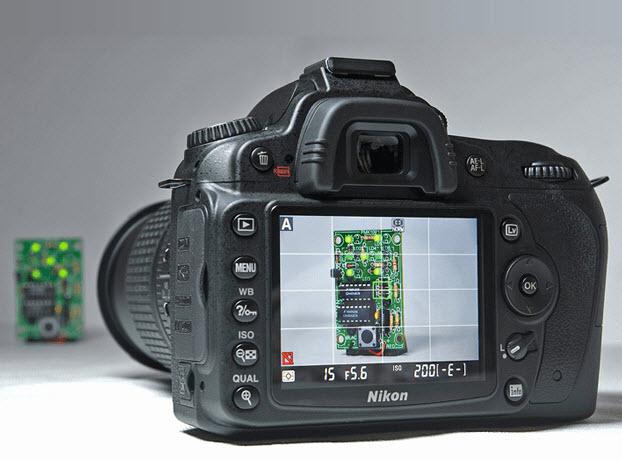 dslr digital photo