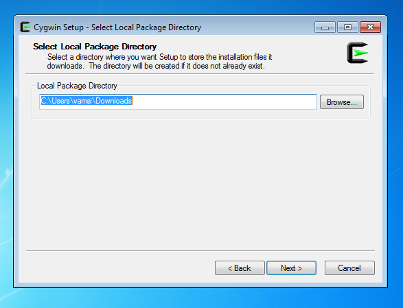 install-cygwin-download-directory