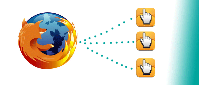 How to Open Multiple Links in Firefox