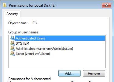 restrict-access-to-partition-click-add-button