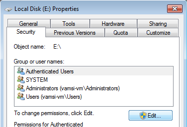 restrict-access-to-partition-click-edit