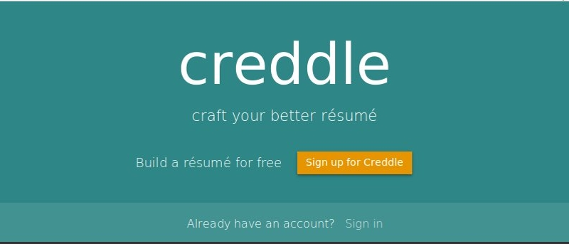 Refresh Your Resumé with Jobrary and Creddle