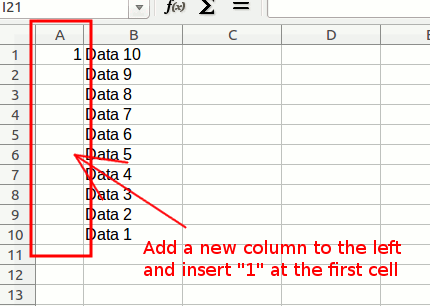 reverse-row-insert-column-left