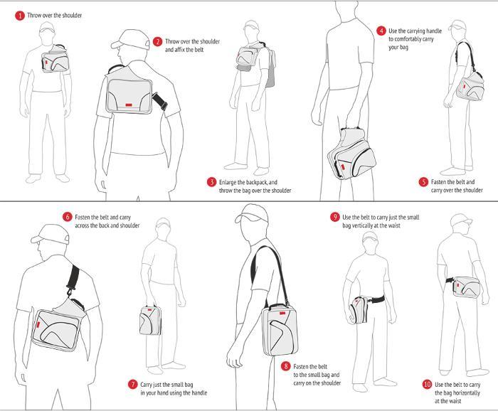 transformer-bag-carrying-method