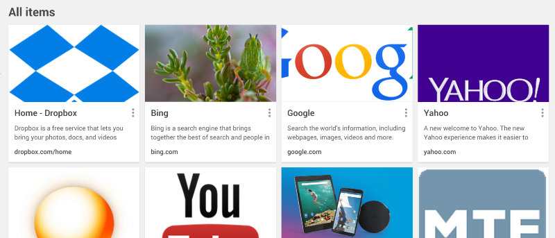 How to Use Google Chrome's New Bookmark Manager Extension (Formerly Google Stars)