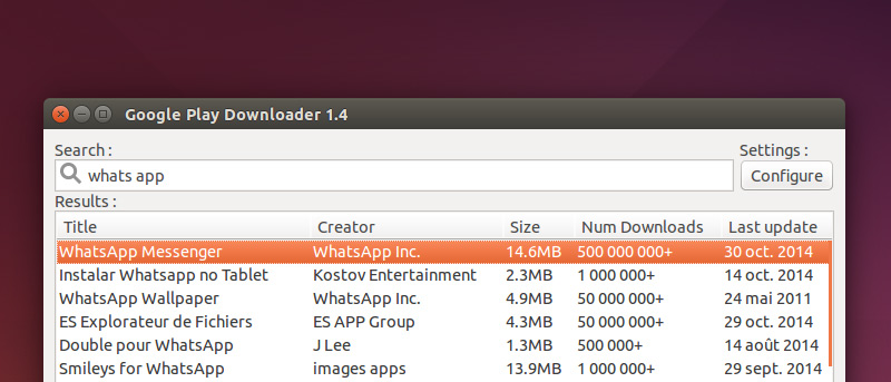 How to Download Google Play Store Apps in Ubuntu