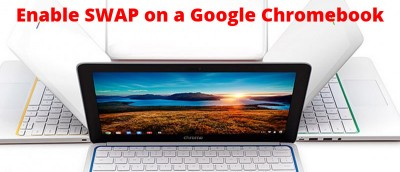 How to Create Swap on a Chromebook