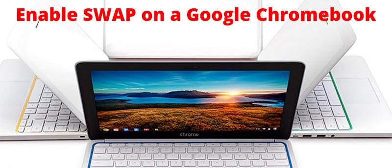 How to Create Swap on a Chromebook