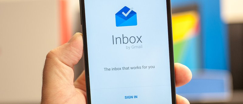 Inbox: Google's Latest Attempt to Get You Organized