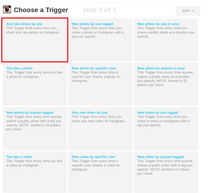 iftt-auto-share-instagram-choose-trigger