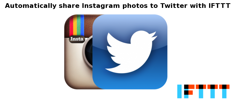 Automatically Share Instagram Photos to Twitter