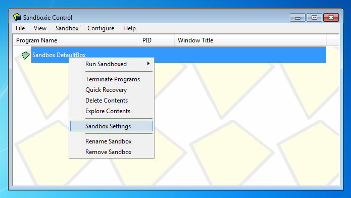 sandboxie-settings