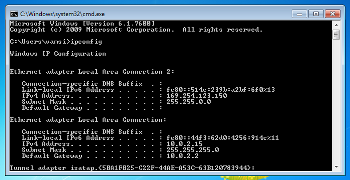 windows-command-line-tools-ipconfig