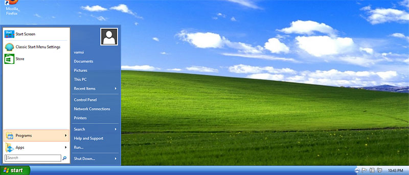 how to update windows xp to windows 8