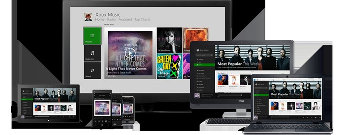 Xbox Music App Streaming Devices