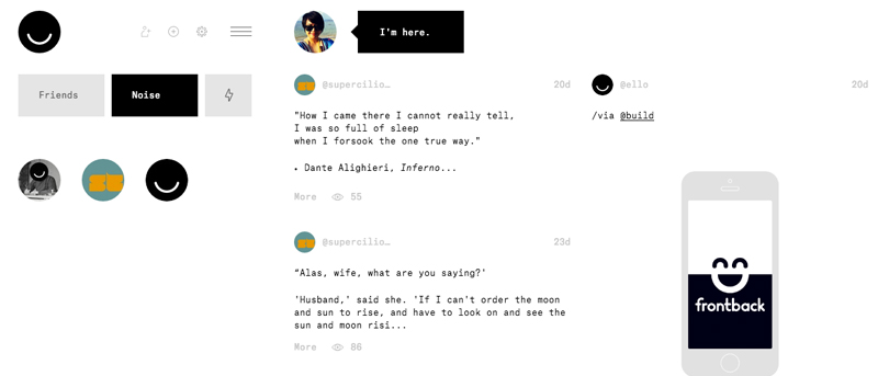 Ello: Exploring the Private Social Network