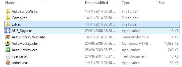 KBL-Extras-Folder