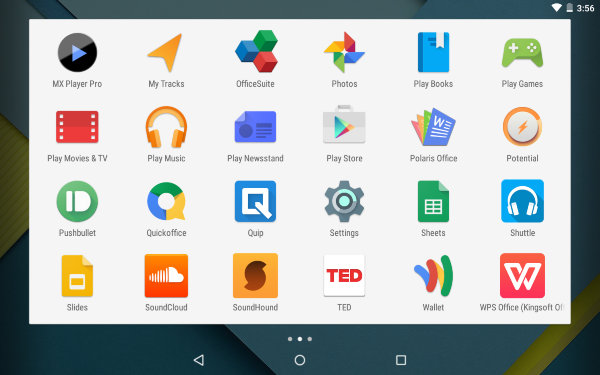 MaterialDesign-Launcher