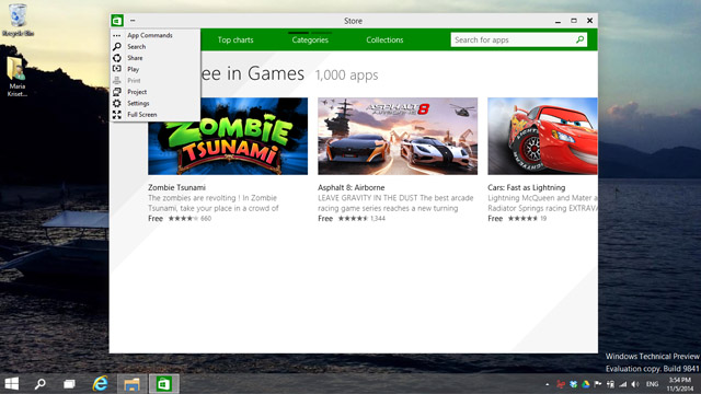 Windows10-nativeanddesktopapps