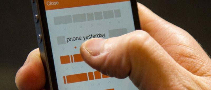 Confide: A Snapchat-style Text Messaging App for Enterprises