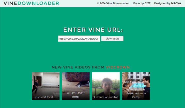 download-vine-videos-vine-downloader-website