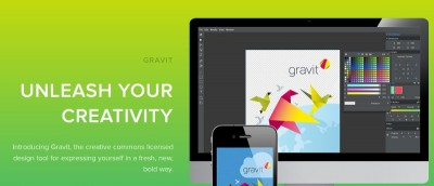 Gravit – A New Design Tool for Linux