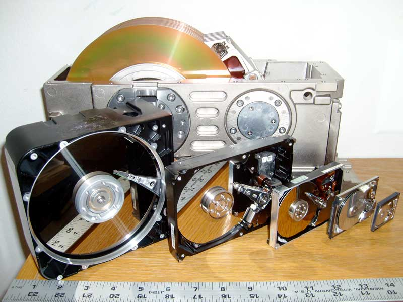 hard-disk-collection