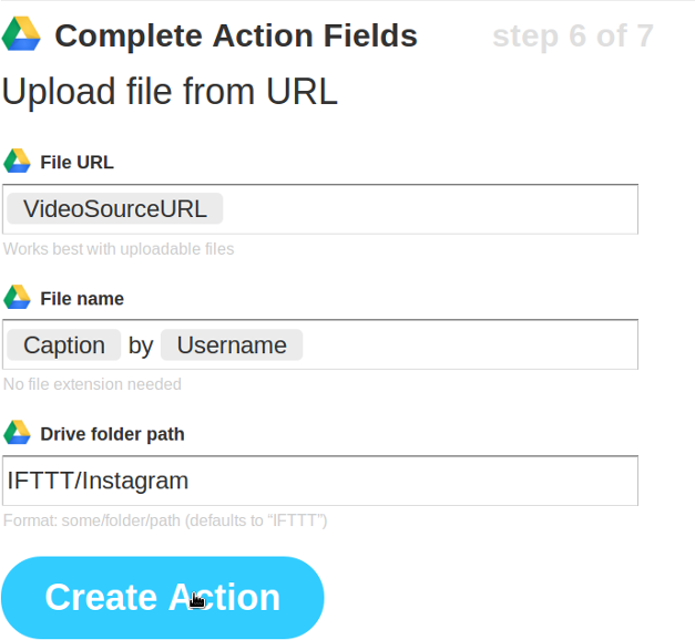 how-to-download-instagram-videos-google-drive-actions