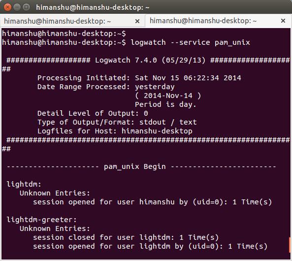 logwatch-select-service