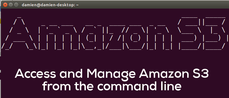 How to Manage Amazon S3 From the Command Line - Make Tech Easier