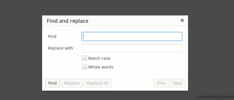 How to Perform Search and Replace in WordPress