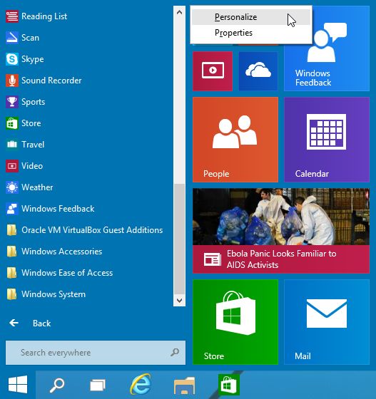 windows-10-start-menu-personalize